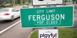 Residents Of Ferguson Continue To Call For Change Over Handling Of Michael Brown Shooting