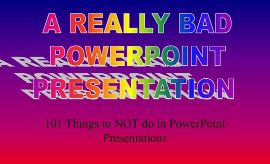 badpowerpoint
