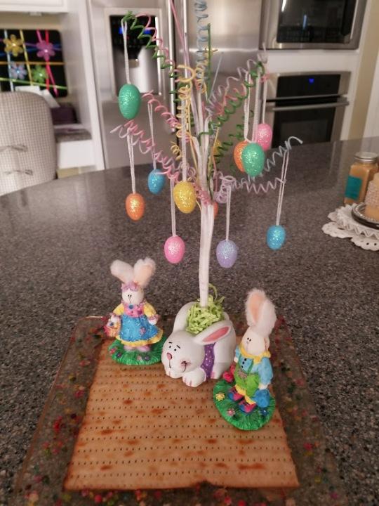 EggsMatzoh